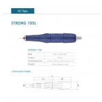 Микромотор Strong-105L, ручка 105L